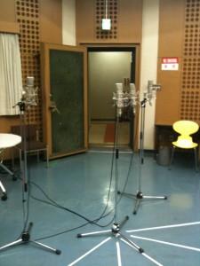 ラジオドラマスタジオ