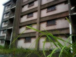 誰もいないアパート1