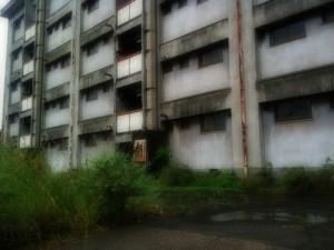 誰もいないアパート3