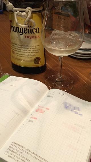 フランジェリコと、ほぼ日手帳