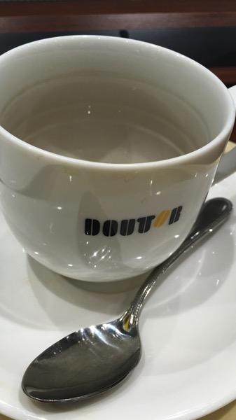 ドトールのマグカップ